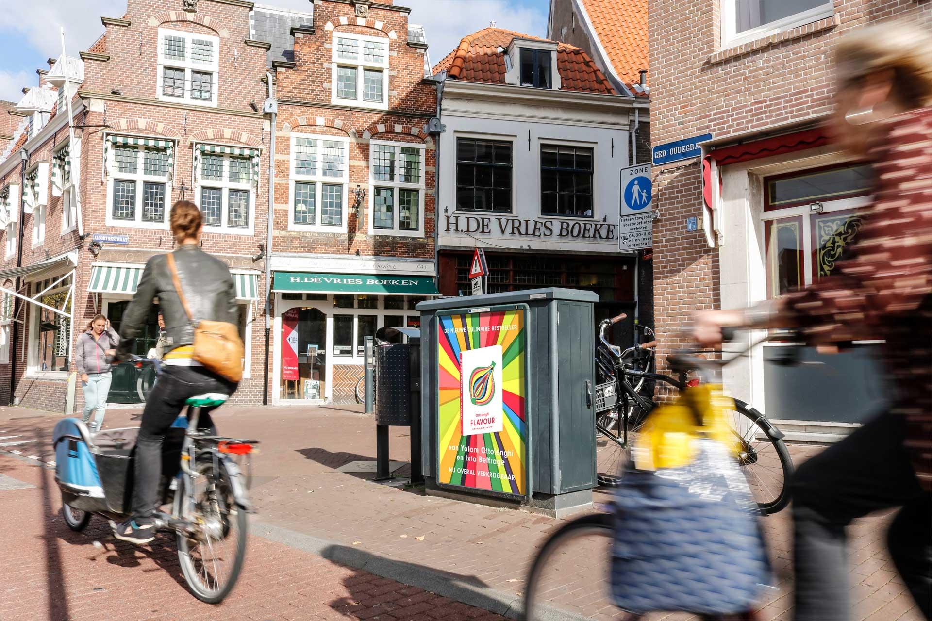 buitenreclame Haarlem