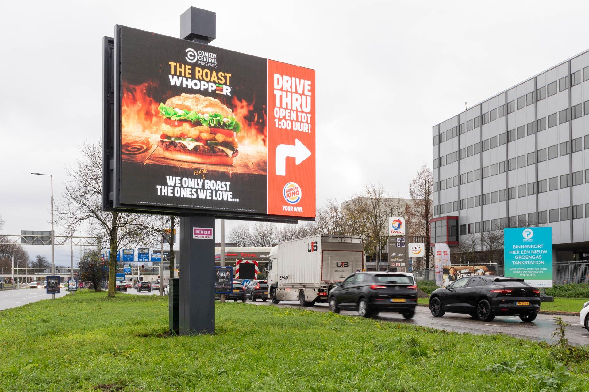 capelle aan den ijssel digitaal billboard digitale buitenreclame