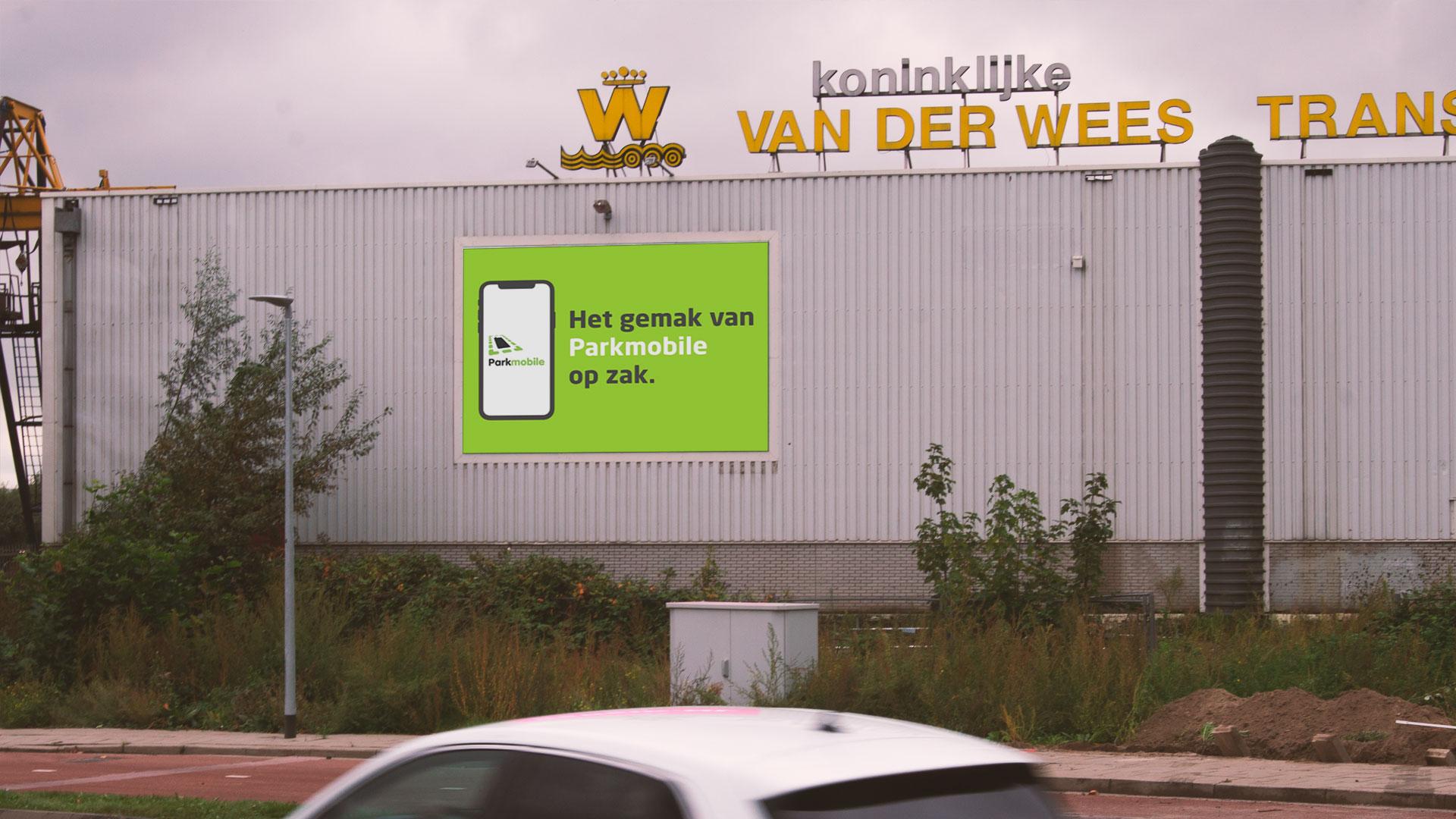 dordrecht digitaal billboard digitale buitenreclame